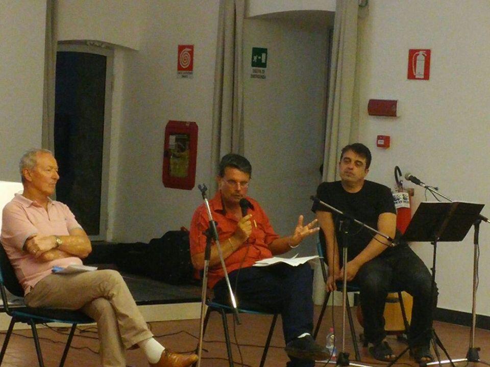 FOTO Sala Sibilla SV, Dante 24.07.15